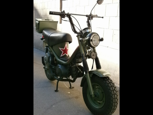 moto occasion YAMAHA CHAPPY 50