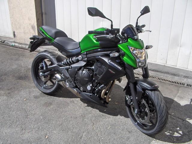 moto occasion KAWASAKI ER-6N 650