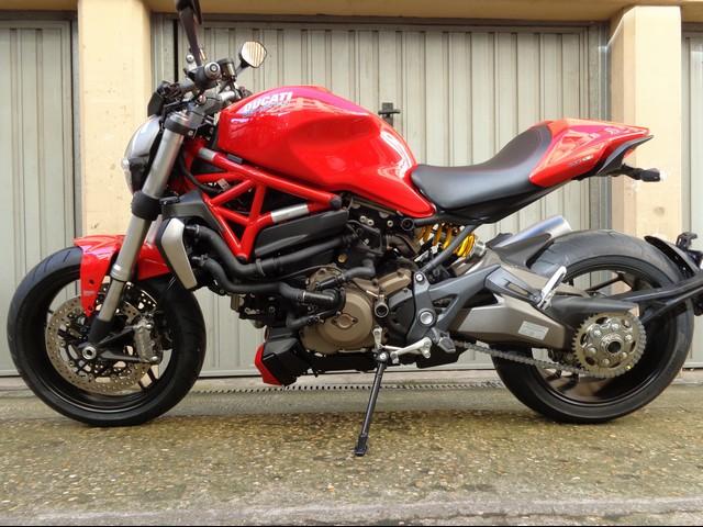 moto occasion DUCATI MONSTER 1200