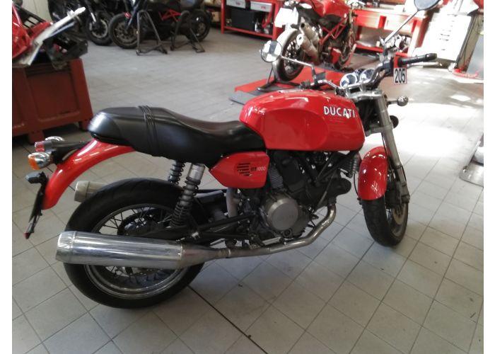 moto  GT occasion