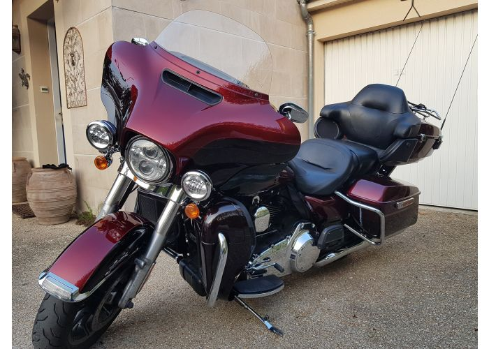 moto  ELECTRA GLIDE ULTRA LIMITED occasion
